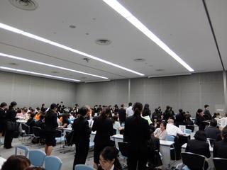 岐阜県民間保育園連盟就職セミナーに参加