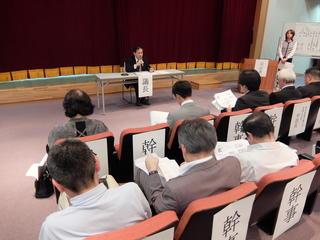 平成29年度聖徳会総会・講演会を開催しました