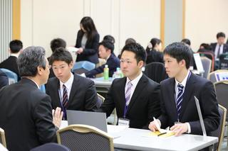 第1回学内合同企業説明会を開催しました