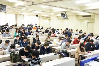 「キャリアデザインⅠ」でライフプラン啓発セミナー