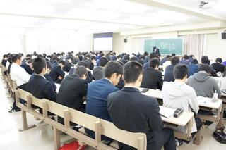 入学前準備講座(経済情報学部)を実施しました