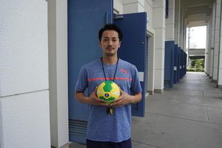 本学教員が第72回国民体育大会「えひめ国体 ハンドボール競技 成年男子」に出場します!