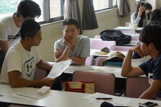 実社会の抱えるリアルな課題を学生のアイディアで解決する
