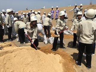 平成30年度木曽三川連合総合水防演習・広域連携防災訓練への参加
