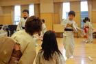 (動)2年生伝統の時間~日本舞踊