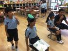 音読劇の練習~2年生