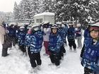 スキー研修第2日②