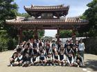 修学旅行第1日 琉球村班別研修