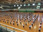 (動)運動会予行練習