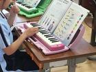 鍵盤ハーモニカ~指遣いの学習