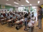 学部連携~授業参観