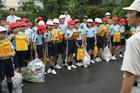 (動)ゴミ収集車~4年生社会