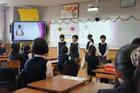 明日へジャンプ~2年生授業参観