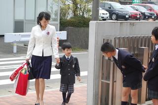 (動)第41回入学式・学校長式辞
