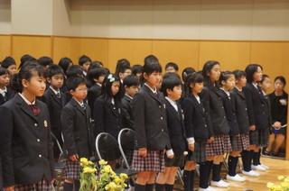 (動)第36回卒業式・お別れの言葉