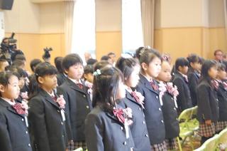(動)第42回入学式学校長式辞