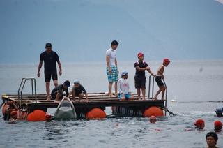 (動)夏期野外学習~水泳