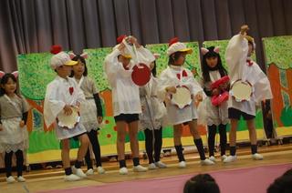 (動)英語劇 ブレーメンの音楽隊