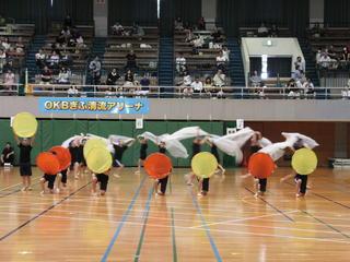 (動)平成29年度運動会5年表現運動