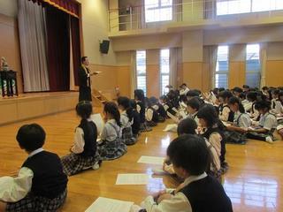 (動)10月ご命日法要法話~蜷川先生