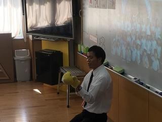 (動)プレスクール・授業体験