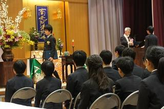 (動)第41回卒業証書授与式