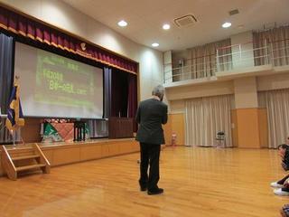 (動)平成30年度始業式校長講話