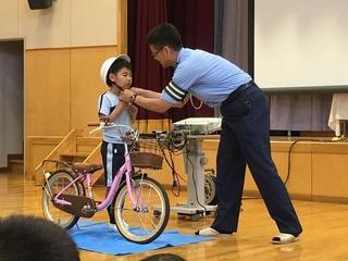 (動)交通安全教室