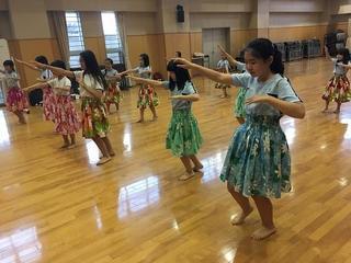 アフタースクール~フラダンス