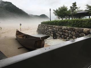 (動)大雨特別警戒