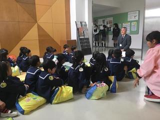 体験入学会~附属幼稚園年長児