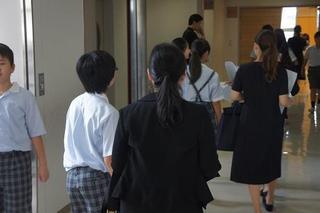 お急ぎください!公開日10/15・体験入学会11/15参加申込