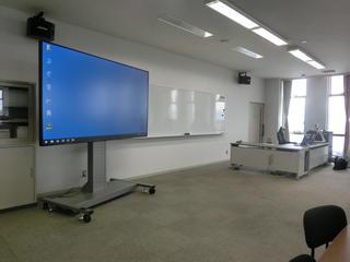7608教室がリニューアルしました!
