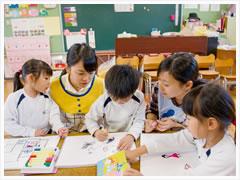 幼児教育学科 第一部/第三部(フレックスコース)