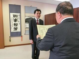 平成28年度岐阜聖徳学園大学優秀教育者賞表彰について