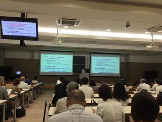 平成28年度研究倫理教育研修会及び科研費公募要領等説明会等を開催しました。