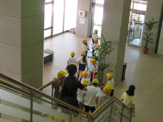 小学生が大学見学・職場体験に訪れました。