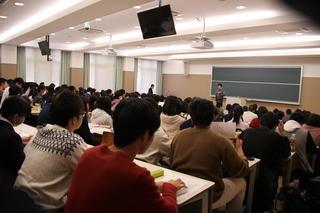 一般入試対策講座を開催しました