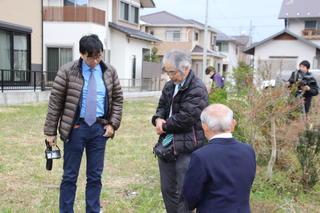 岐阜市長良で発見された鉄隕石、「長良隕石」の記者会見を行いました