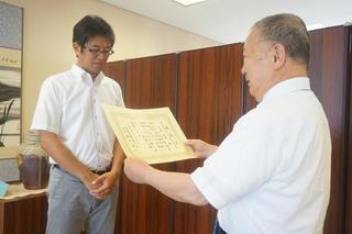 平成30年度岐阜聖徳学園大学優秀教育者賞表彰について