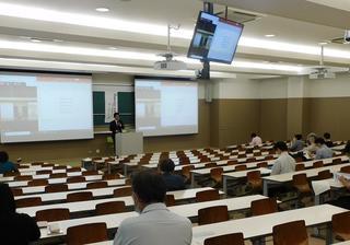 「令和2年度 研究倫理教育研修会、科研費獲得セミナー及び科研費公募要領等説明会」を開催しました。