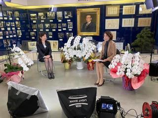 「政治学概論Ⅱ」第14回講義に野田聖子衆議院議員が映像出演予定!