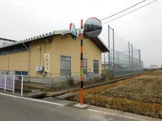 柳津町自治会連合会及び岐阜市協力のもとカーブミラーを設置していただきました。