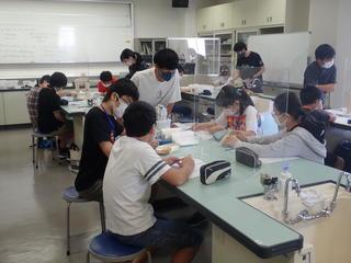 「ひらめき☆ときめきサイエンス~ようこそ大学の研究室へ」を開催しました。