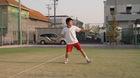 部活のようす テニス部