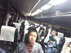 日本時間で17時30分 無事セントレアに到着!!