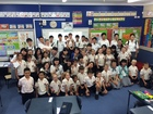 (海外研修8日目)小学校訪問