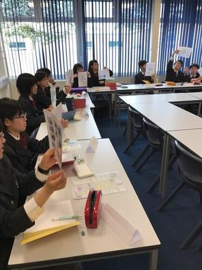 海外語学研修3日目(1)