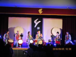 倭-YAMATOの太鼓(秋桜祭2日目)
