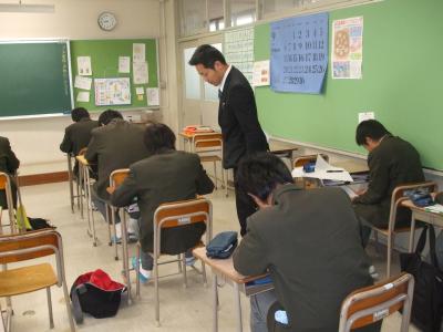 土曜学校(11月14日)